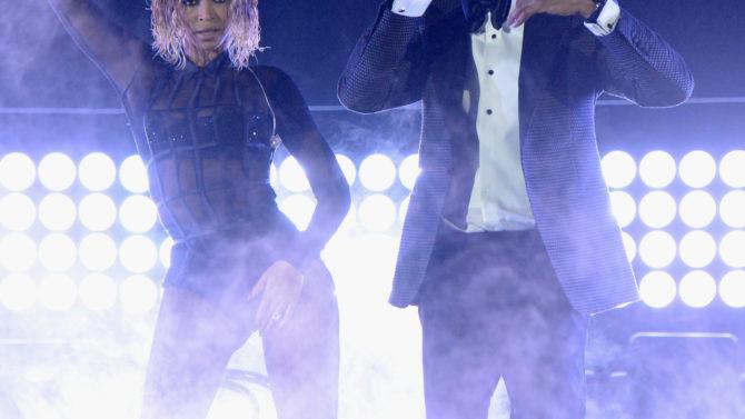 Beyoncé Jay-Z Grammy's