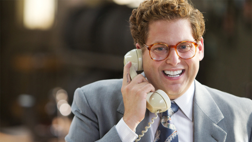 Jonah Hill in The Wolf of