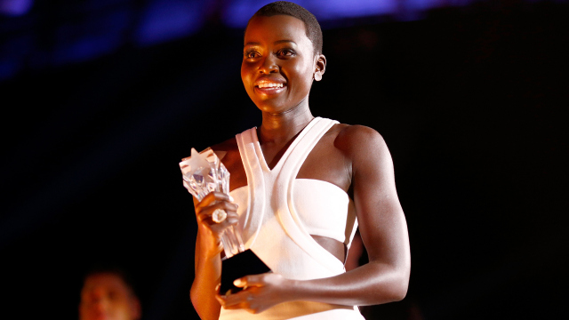 Critics Choice Awards Winners Lupita N'Yongo