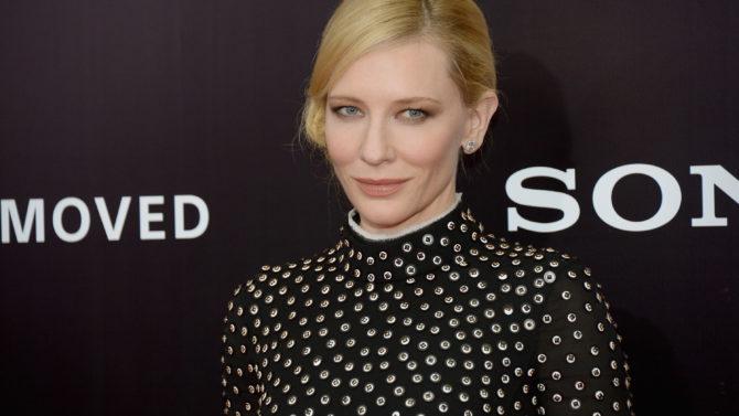Cate Blanchett Woody Allen Escandalo