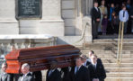 Philip Seymour Hoffman Funeral