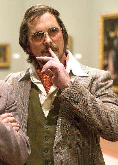 "Christian Bale / ""American Hustle"""