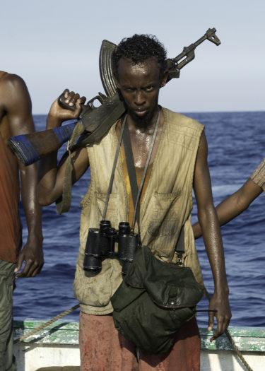 """Barkhad Abdi / """"Captain Phillips"""""""