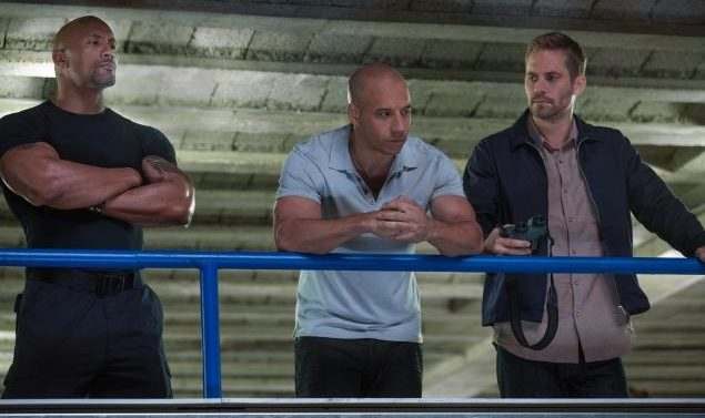 Fast and Furious Paul Walker Vin