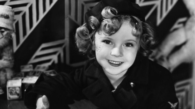 Shirley Temple Black Muere
