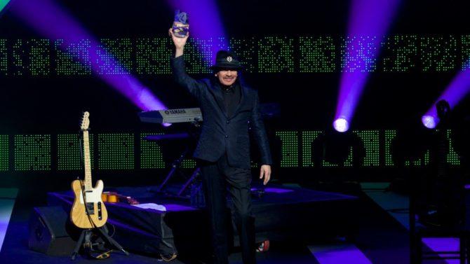 Carlos Santana Nuevo album