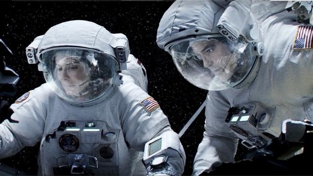 """NASA felicita al equipo de """"Gravity"""""""