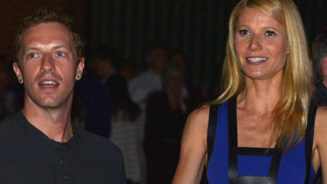 Gwyneth Paltrow Chris Martin separan