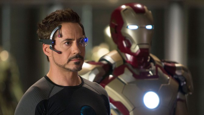 Roberto Downey Jr. Iron Man Avengers