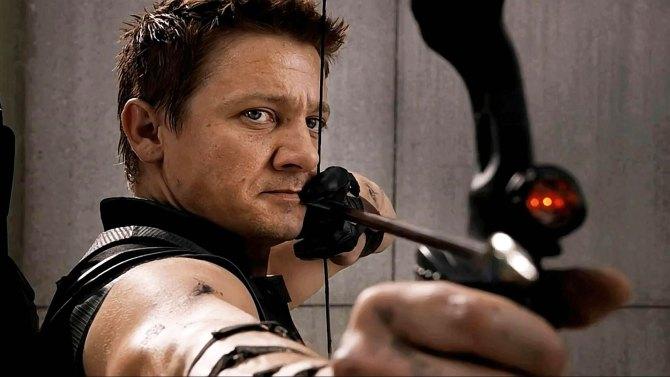 Jeremy Renner regresa como Hawkeye en
