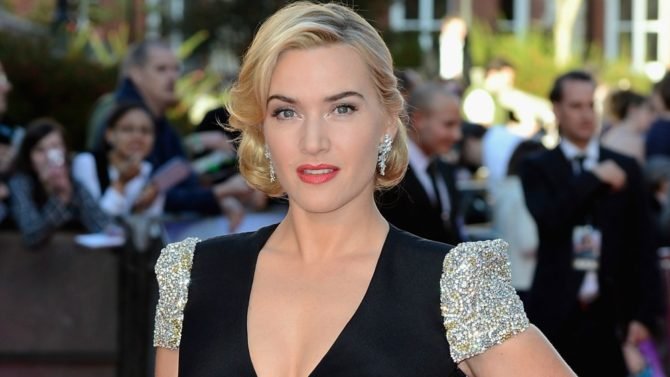Kate Winslet Daisy Chain