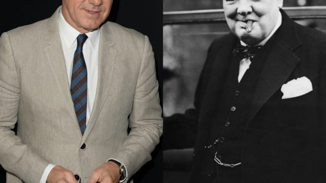 Kevin Spacey Winston Churchill