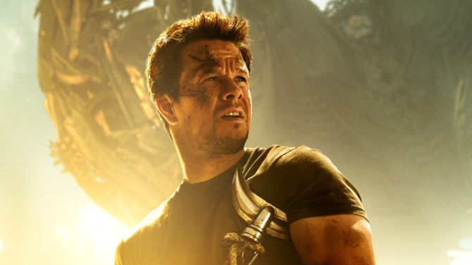 Transformers Mark Wahlberg