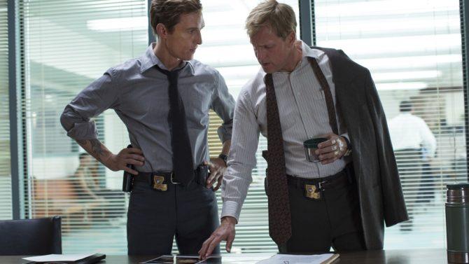 HBO True Detective Matthew McConaughey