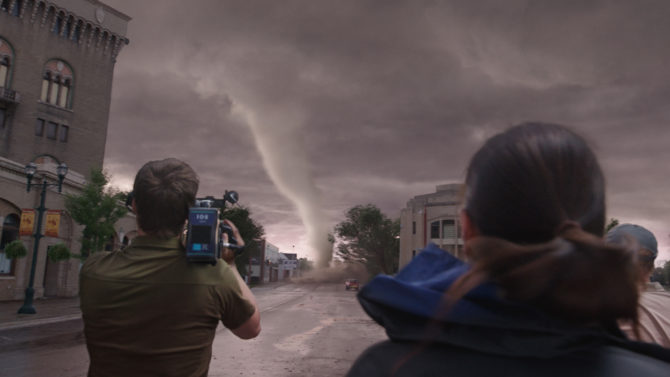 'Into the Storm' tráiler los dejara