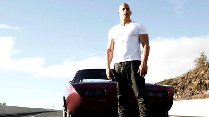 Fast and Furious Vin Diesel Paul
