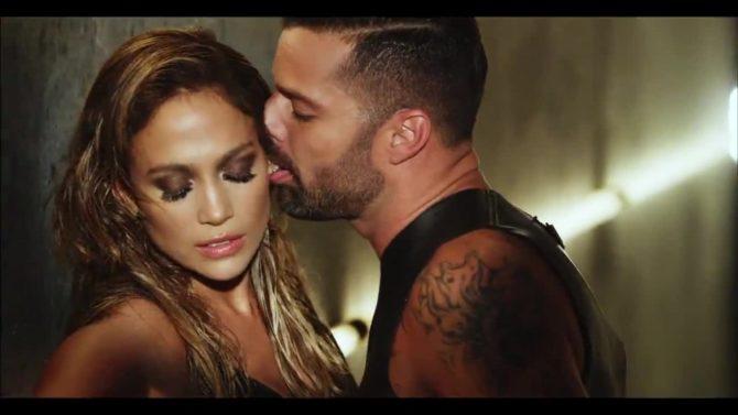 Jennifer Lopez Ricky Martin