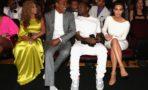Beyonce Jay Z Kim Kanye West