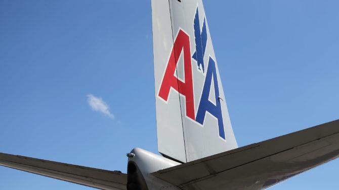 American Airlines Amenazas