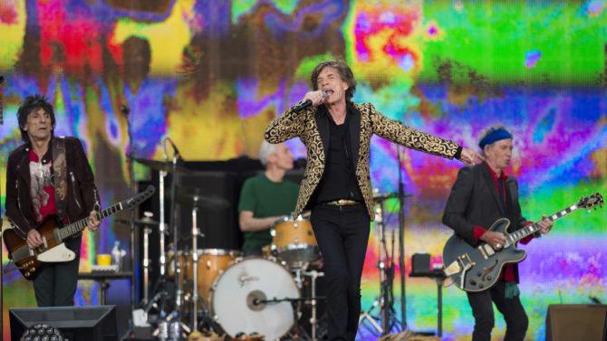 The Rolling Stones Continúan Gira