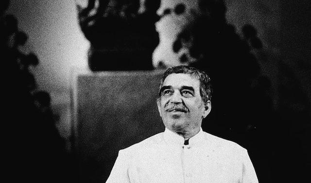 Gabriel Garcia Marquez Hospitalizado