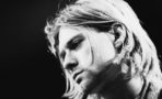 American singer and guitarist Kurt Cobain