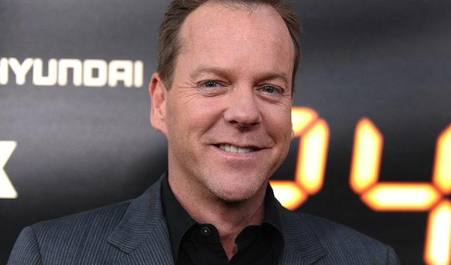 HOLLYWOOD - APRIL 30: Actor Kiefer