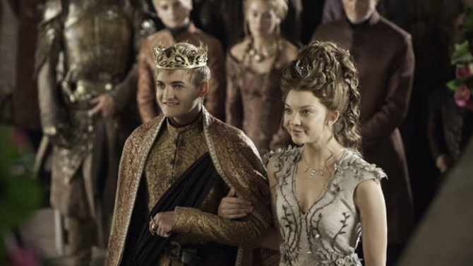 'Game of Thrones' La boda púrpura