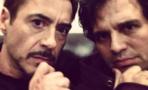 Robert Downey Jr. y Mark Ruffalo