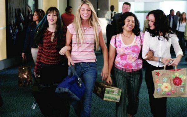The Sisterhood of the Traveling Pants,