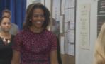 Michelle Obama en episodio final de