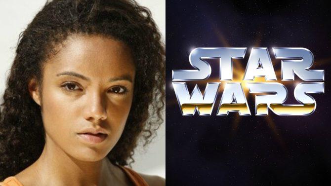 Star Wars Maisie Richarson-Sellers