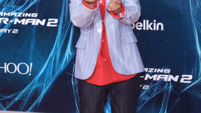 Jorge Vega Spider-Man
