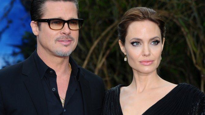 Angelina Jolie Habla Nueva Pelicula Brad
