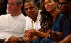 Jay-Z, Byoncé, Juego de Basketball
