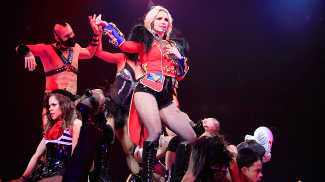 Britney Spears, Demanda