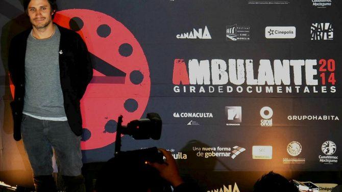 Gael Garcia Bernal Ambulante