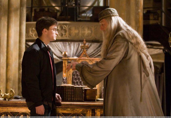 """Dumbledore – """"Harry Potter"""""""