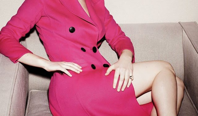 Jennifer Lawrence Marie Claire