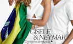 Gisele Bundchen, Neymar, Vogue