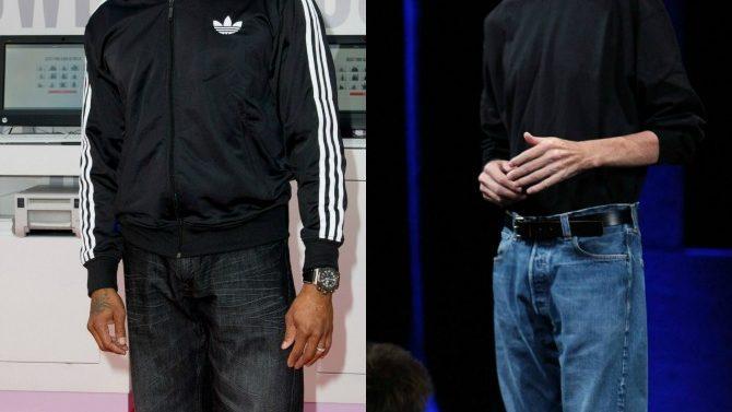 Dr. Dre, Steve Jobs, Amigos