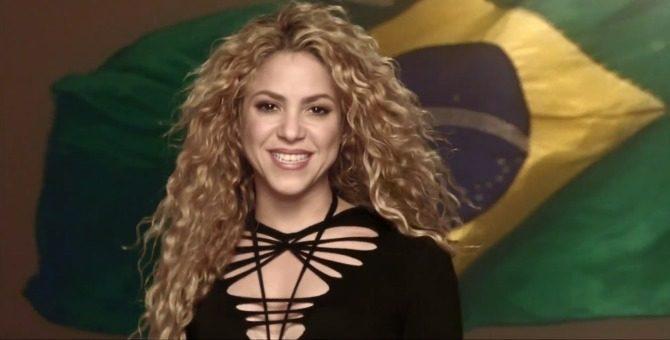 Shakira, La La La Brasil, Mundial