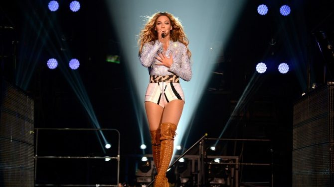 Concierto de Beyoncé será televisado en