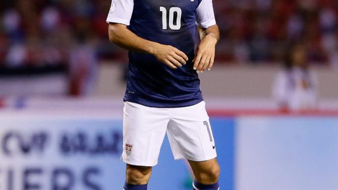 Landon Donovan, LA Galaxy