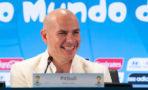 Pitbull Mundial conferencia de prensa