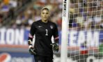 Hope Solo Arrestada