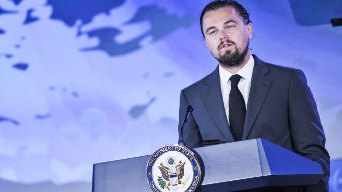 Leonardio DiCaprio Dona Siete Millones