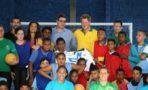 Principe Harry Visita Brasil