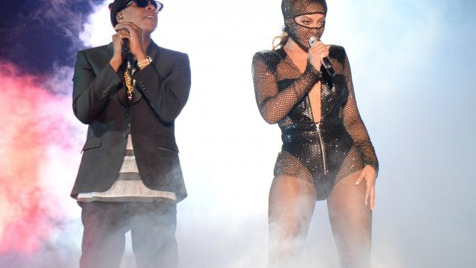Jay-Z Beyonce On The Run