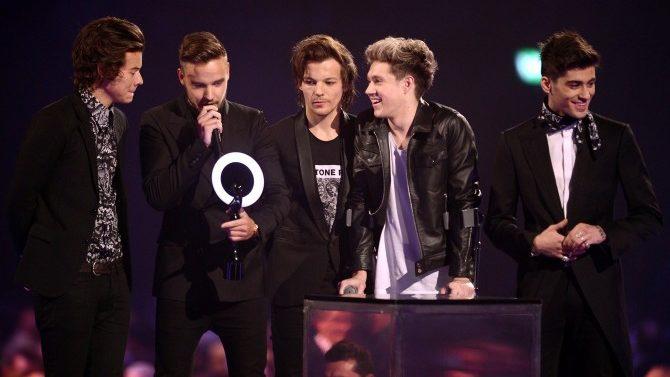 Liam Payne de One Direction Se